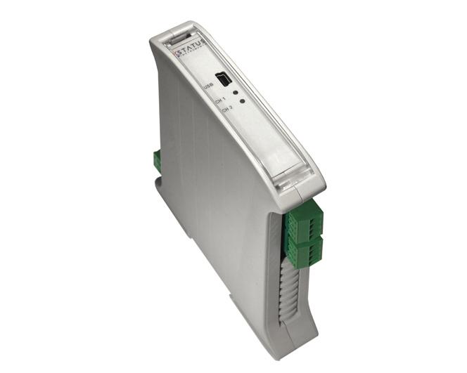 SEM1750 Dual Channel Prozess Signal Isolator Konverter Splitter
