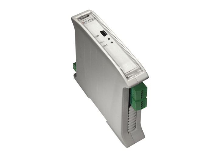 SEM1720 Dual Channel Signal Conditioner für Temperatursensoren