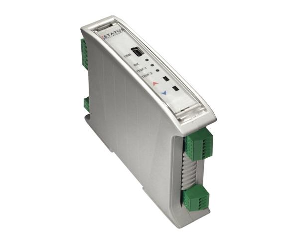 SEM1700 Universaleingang mit zwei Relais und Prozess-Output-Zeichen
