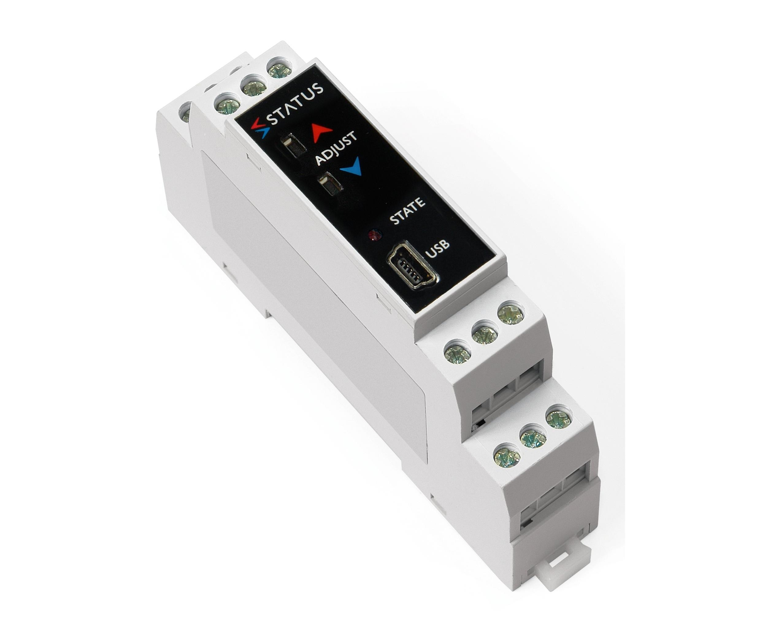 SEM1610 Programmierbare Pt100, Thermoelement, mV und Passive mA.