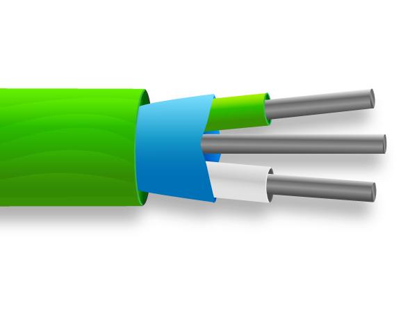 PVC-Mylar aussortiert Thermoelement Kabel / Draht-IEC