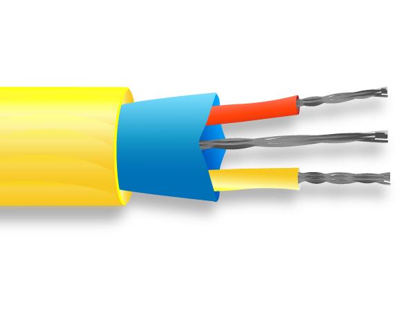 PVC-Mylar aussortiert Thermoelement Kabel / Draht-ANSI