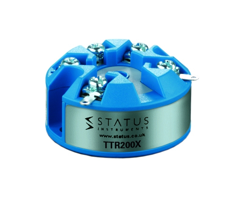 TTR200X - geeignet für RTD Sensoren zugelassen nach ATEX und IECEx-standards