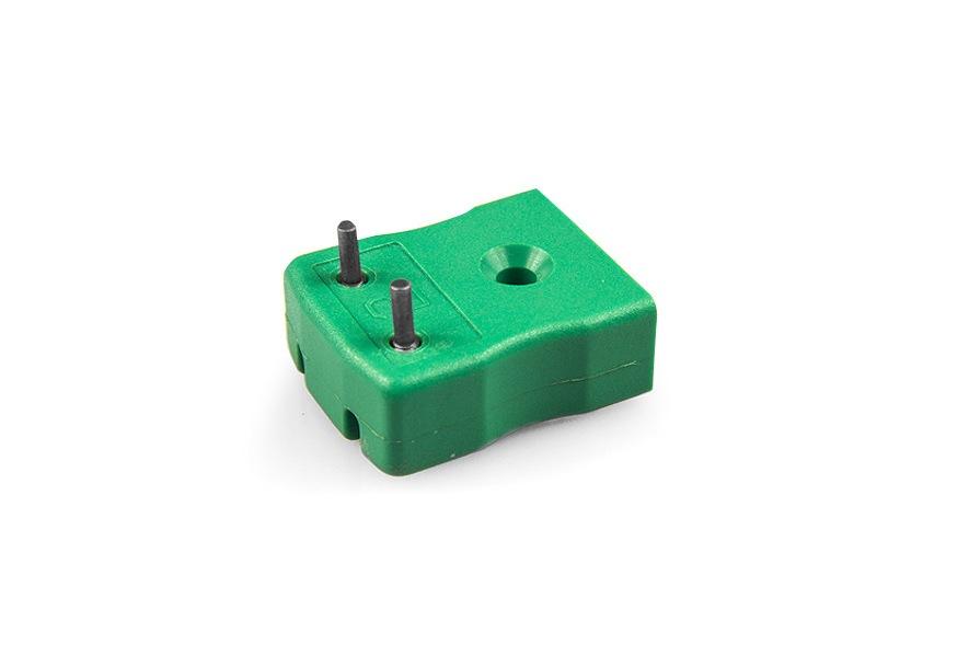 PCB-Montage Thermoelement Anschlussbuchsen mit Zinn versilbert Pins