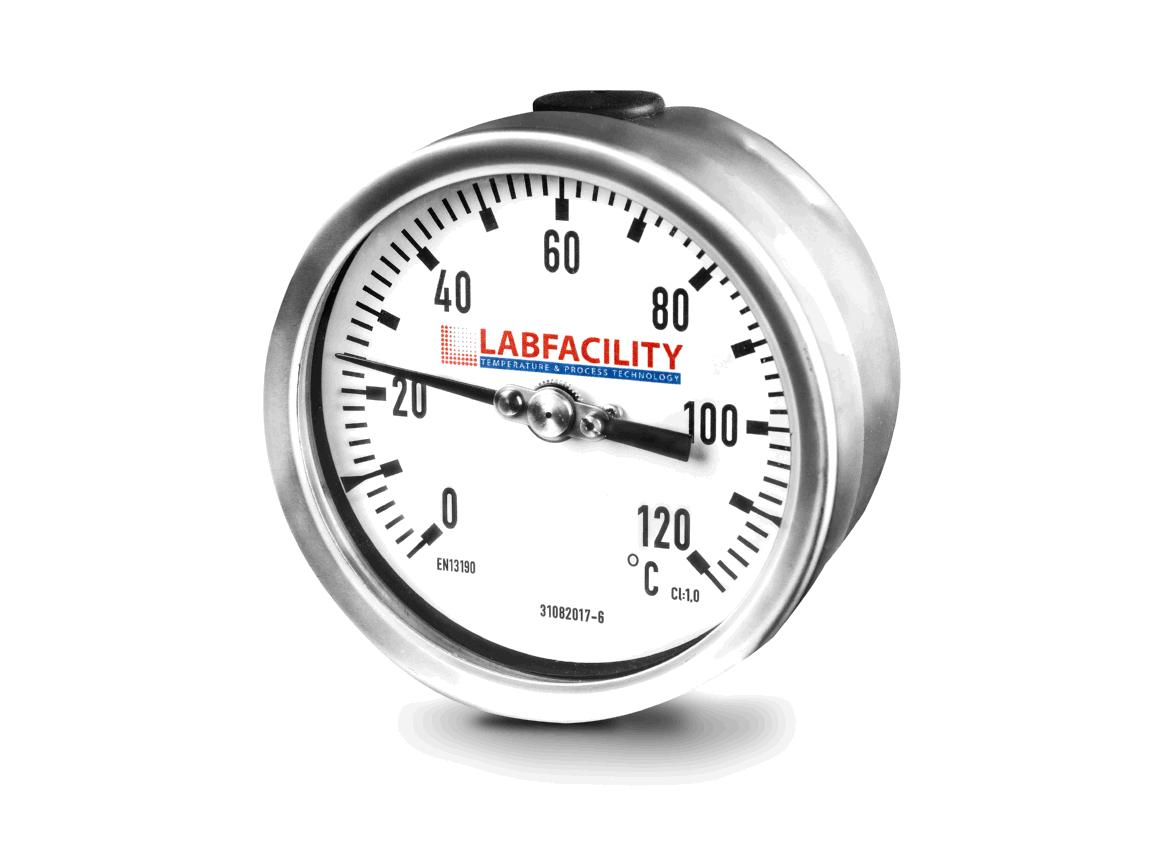 Bi-Metal Thermometer Temperature Gauges