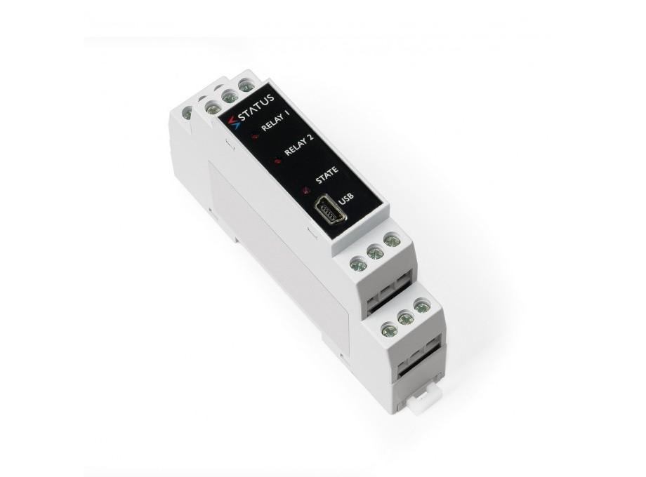 SEM1633 Dual Relais Grenzwertschalter für FTE und Slidewire Sensoren
