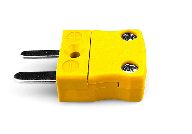 ANSI-Miniatur-Thermoelement-Steckverbinder