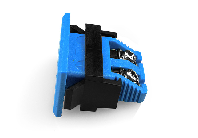 Miniature Rectangular Fascia Socket JIS