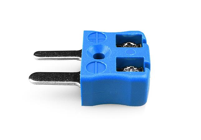 Miniature Quick Wire Thermocouple Plug JIS