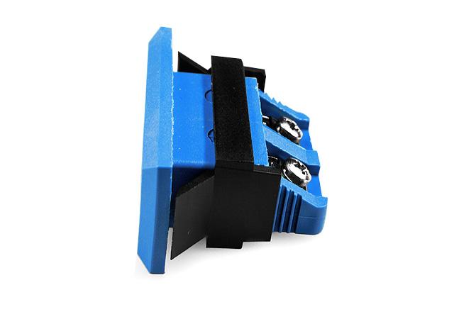 Standard Rectangular Fascia Socket JIS