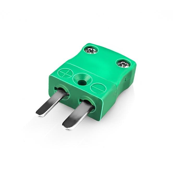 Miniatur Thermoelement Stecker Stecker IM-K-M-Typ K-IEC