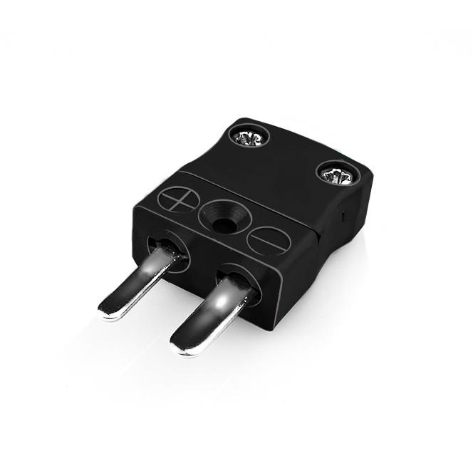 Miniatur Thermoelement Stecker Stecker IM-J-M-Typ J IEC