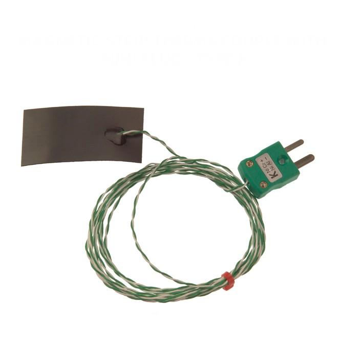 Magnetstreifen-Thermoelement mit Miniatur-Stecker-Typ K-IEC
