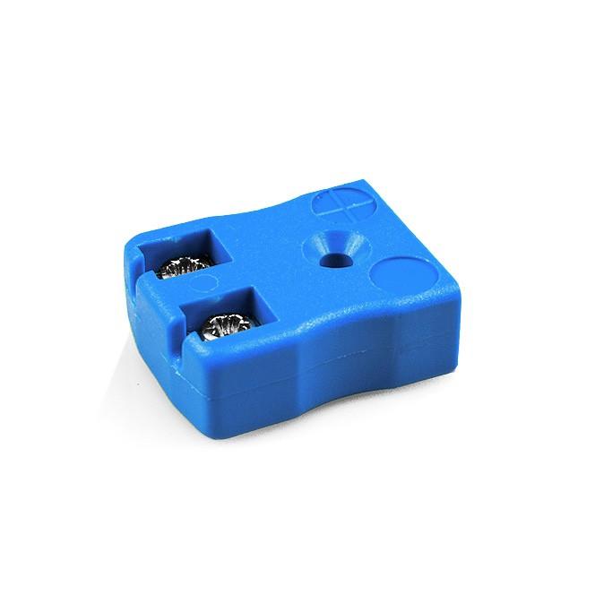 Miniatur schnelle Thermoelement Stecker Buchse JM-K-FQ Drahttyp K JIS