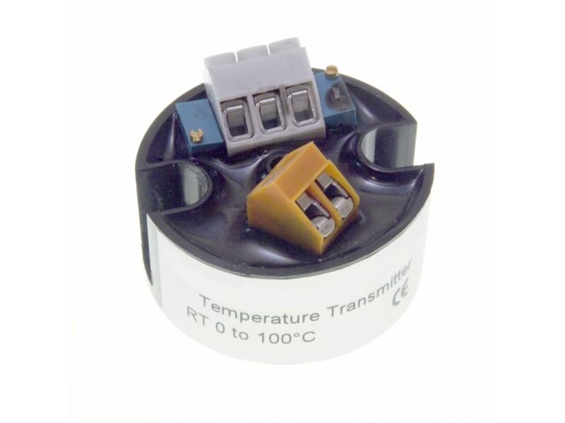 300TX-hohe Genauigkeit 2-Draht-Temperatur-Transmitter