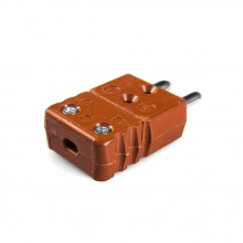Hochtemperatur Standard Thermoelement Steckverbinder Stecker STC-N-M-HTP Typ N
