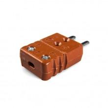 Hochtemperatur Standard Thermoelement Steckverbinder Stecker STC-K-M-HTP Typ K
