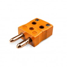 Standard-Quick-Wire Thermoelement Steckverbinder Stecker ist-R/S-MQ Typ R/S IEC
