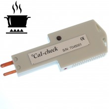 ° Cal-Check Backen & Kochen Hand Held Präzision Thermoelement Kalibrierung Checker