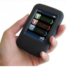 PAD-BOOT-schwarz Gummischutz Groß-/Kleinschreibung für EL-Datenpad und EL-EnviroPad-TC