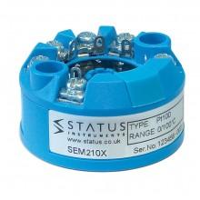 SEM210X PC programmierbar ATEX genehmigt universal Eingang Temperatur-Transmitter