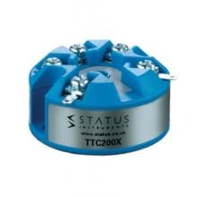 TTC200X Temperatur-Transmitter - geeignet für Thermoelement-Sensoren zugelassen nach ATEX und IECEx-standards