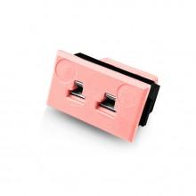 Miniatur rechteckige Thermoelement Steckverbinder Faszie IM-N-FF Sockeltyp N IEC