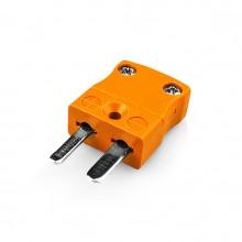 Miniatur Thermoelement Stecker-Stecker AM-N-M Typ N ANSI