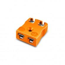 Miniatur Quick-Wire Stecker Thermoelement Steckdose IM-R/S-FQ Typ R/S IEC