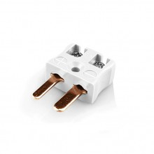 Mini Quick-Wire Stecker Thermoelement Stecker GADEYNE-CU-MQ Typ Cu