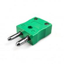 Standard-Thermoelement Anschlusstyp Stecker ist-K-M-K-IEC