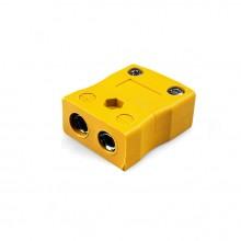 Standard-Thermoelement Anschlusstyp Inline-Socket AS-K-F-K ANSI
