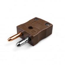 Standard-Thermoelement Anschlusstyp Stecker ist-T-M-T IEC
