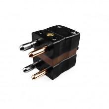 Standard-Thermoelement Anschlusstyp Duplex Stecker ist-T-MD-T IEC