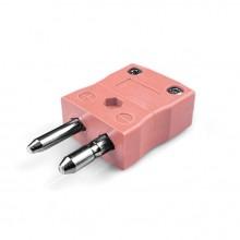Standard-Thermoelement Anschlusstyp Stecker ist-N-M-N IEC