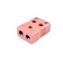 Standard schnell Thermoelement Stecker Buchse ist-N-FQ Drahttyp N IEC