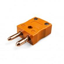 Standard-Thermoelement Steckverbinder Stecker ist-R/S-M-Typ R/S IEC