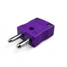 Standard-Thermoelement Anschlusstyp Stecker ist-E-M-E IEC