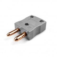 Standard-Thermoelement Steckverbinder Stecker ist-B-M Typ B IEC