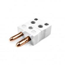 Standard-Quick-Wire Thermoelement Steckverbinder Stecker FSTC-F CU Typ Cu