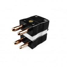 Standard-Thermoelement Steckverbinder Duplex Stecker FSTC-CU-MD Typ Cu