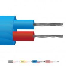 Typ T PVC isolierten Flachkabel paar Thermoelement / Wire (ANSI)