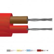 Typ Vx PVC isolierten Flachkabel paar Thermoelement / Wire (ANSI)