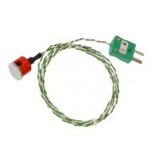"""Schaltfläche """"Magnet Thermoelement mit Miniatur-Stecker-Typ K"""