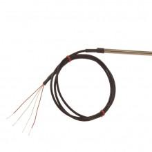 PT100 Fühler Präzision mit 2 Meter Kabel - Typ PRT