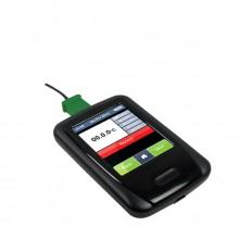 EL-EnviroPad-TC-Thermometer mit eingebauten Daten protokollieren und grafische Darstellung