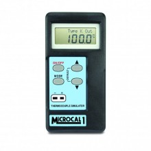 MicroCal 1 Plus Simulator Thermometer (Typen K, J, T, R, N, S, E)