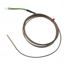 Konstruierten Typ J oder K Thermoelement in Edelstahlrohr geerdet