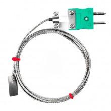 Blatt-Thermoelement Typ K oder J IEC
