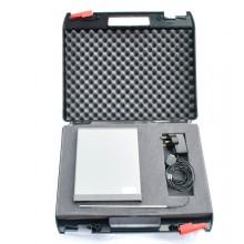 Schwarzer ABS-Ausrüstung-Fall